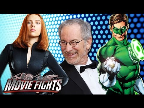 Dream Superhero Movie Director - MOVIE FIGHTS!