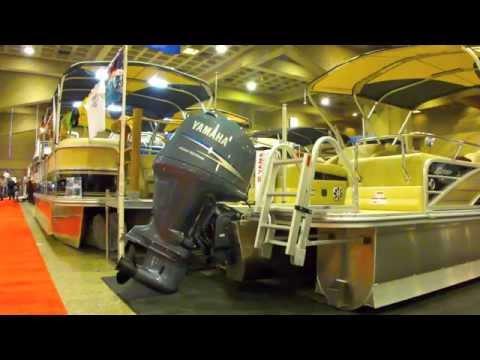Выставка лодок (Монреаль, Фев 9-13, 2012)