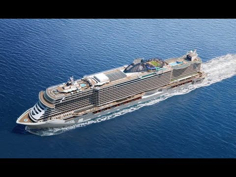MSC Seaside Cabins, dining, entertainment and prices of ground breaking ship explained
