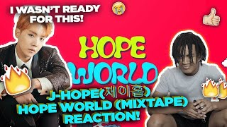 Baixar J-Hope(제이홉) - Hope World Mixtape (Hixtape) - REACTION 😱