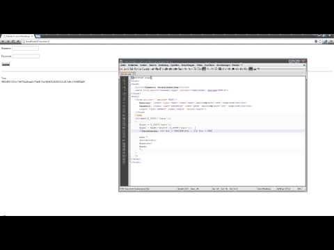 HTML & PHP Tutorial - Neue Passwort Verschlüsselung