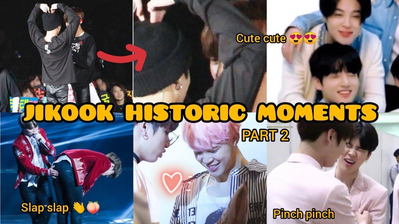 JIKOOK||KOOKMIN Historic Moments they hate fanservice Part 2