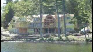 Lakefront Home~Lake Winnipesaukee Real Estate $4200000