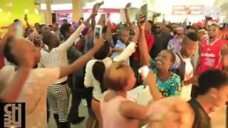 Diamond Platnumz causes Chaoz on Tanzanian Streets