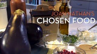 Joan Nathan's Chosen Food: Burnt Eggplant Salad