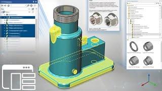 T-FLEX CAD 16 - Интерфейс рабочего окна