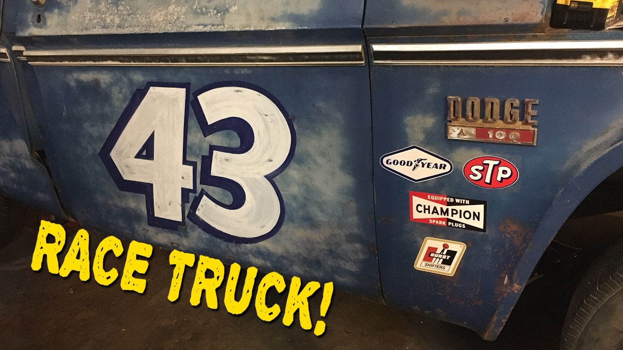 PETTY SHOP TRUCK HAS NEW PARTS!
