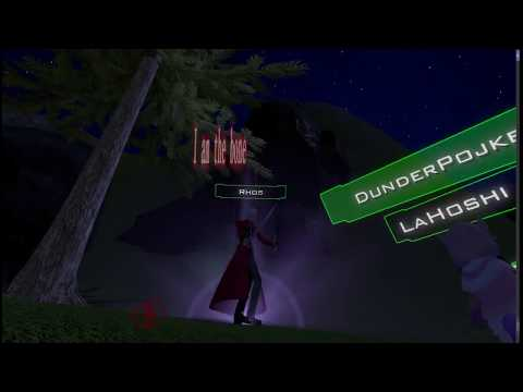Crazy VRChat Animation Work: Archer's Noble Phantasm