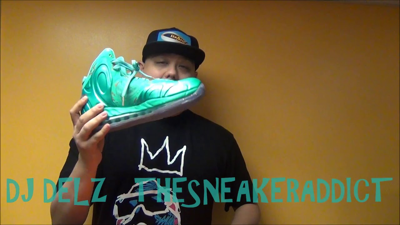 pretty nice c77c5 9a6e0 ... wholesale nike air max hyperposite statue of liberty sneaker review  with djdelz plus on feet hd