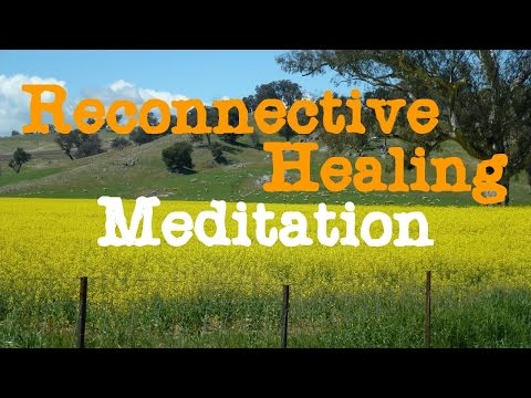 reconnective-healing-meditation:-enlightenment-and-awareness;-repair-and-recovery.