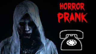 Ruvik Calls People at Night - The Evil Within Prank Call