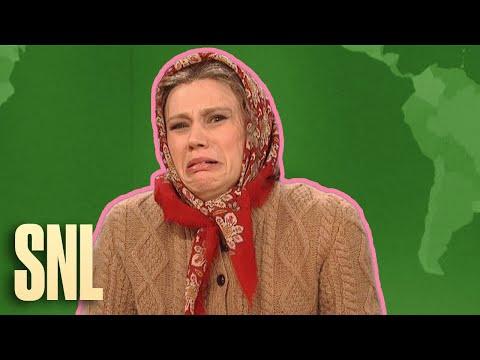 Weekend Update Rewind: Olya Povlatsky (Part 1 of 2) - SNL