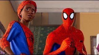 Мультфильм 2018 - Человек-паук: Через вселенные / Новый трейлер на русском