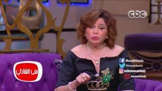 بالفيديو- إلهام شاهين تكشف عن علاقة القرابة بينها وبين بوسي شلبي