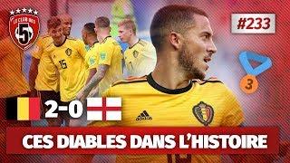 Replay #233 : Débrief Belgique vs Angleterre (2-0) COUPE DU MONDE - #CD5