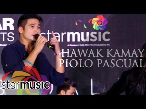 Piolo Pascual - Hawak Kamay (Greatest Themes Album Launch)