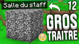 IL Y A UN TRAITRE DANS LE STAFF ?! - Episode 12 | Admin Series S3 - Paladium
