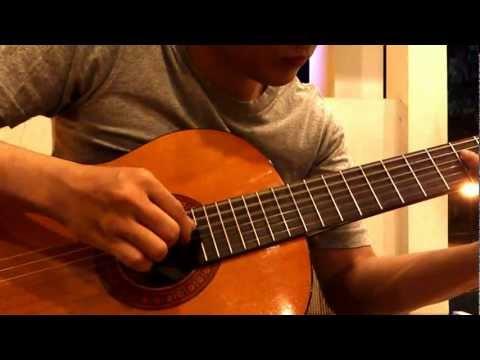 Ten2Five - Jika (solo Guitar Cover).