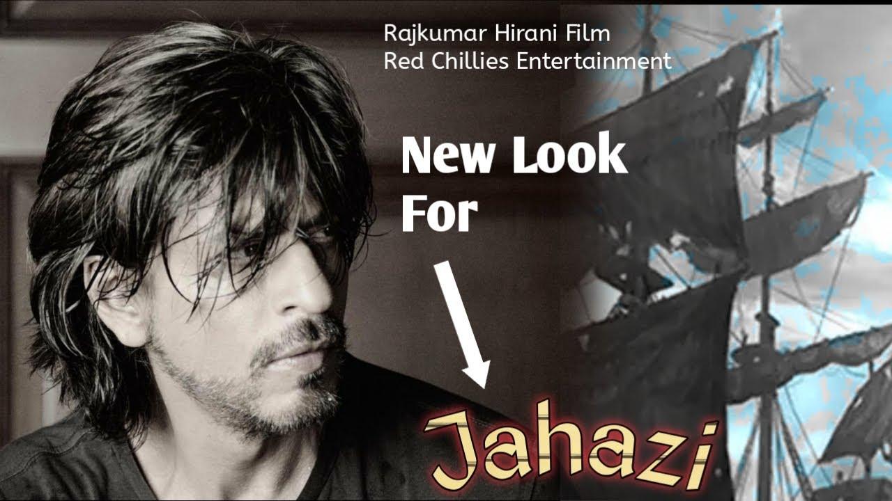 Shah Rukh Khan New Look For Jahazi Film l Rajkumar Hirani