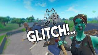 Invisible Mech Glitch à Fortnite! (SEASON X INVISIBLE MECH GLITCH)