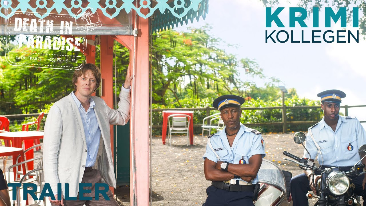 Death In Paradise Youtube Deutsch