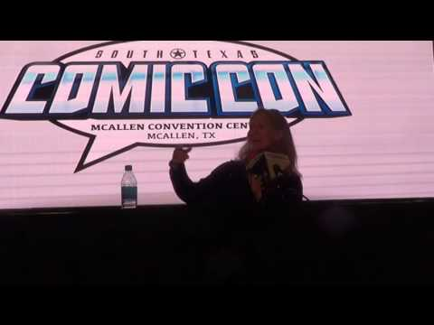 South Texas Comic Con 2016 - Veronica Taylor Q&A (Pt.1)