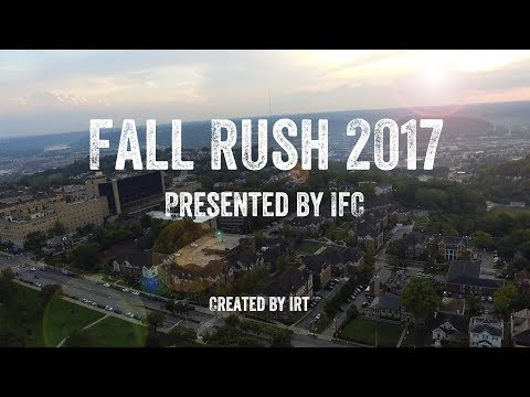 Fall Rush 2017 | University of Cincinnati
