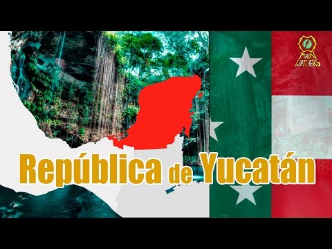 La república de Yucatán (+Regalo)