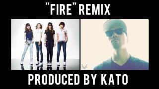 2NE1 - Fire (Kato Remix)