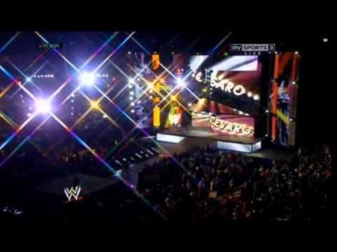 Cesaro - New Entrance Theme 2014 - RAW April 21st, 2014