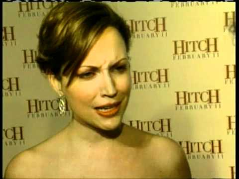 Julie Ann Emery Says Filming Hitch Was Like Getting Paid To Party All Day