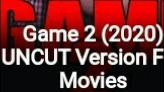 Game 2 ! fliz movies origanal   !Web series!  online watch