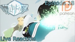 [Reaction+Commentary] World Trigger Episode 18