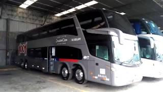 Auto Viação 1001 - Novo Paradiso G7 1800DD 15M - Scania K440