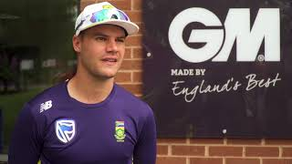 Aiden Markram on the Early Years | GM Cricket