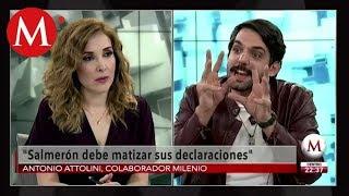 Pedro Salmerón llama