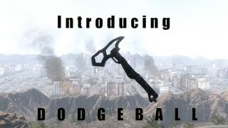 BO2 Mini Games - Tomahawk Dodgeball