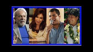 Las propiedades de los líderes de izquierda latinoamericanos - Noticias
