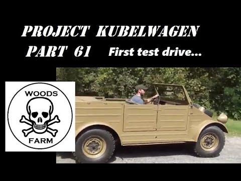 Project Kubelwagen Part 61