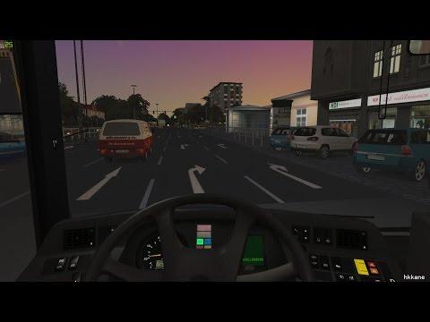 OMSI 2 Berlin X10 Route 115 Gameplay