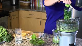 How To Store Fresh Green Juice : Healthy Fruit & Vegetable Tips