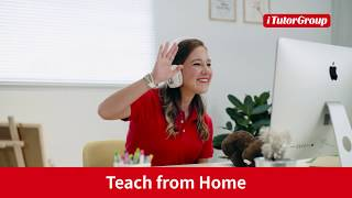 iTutorGroup | Join iTutorGroup to Teach from Anywhere in the World