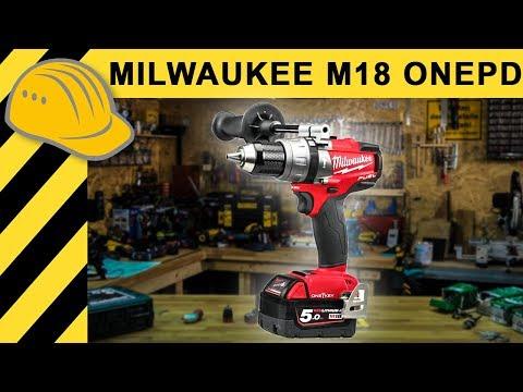 135Nm?! MILWAUKEE AKKUSCHRAUBER TEST | M18 ONEPD One-Key Akkuschrauber & Smartphone App Steuerung!-