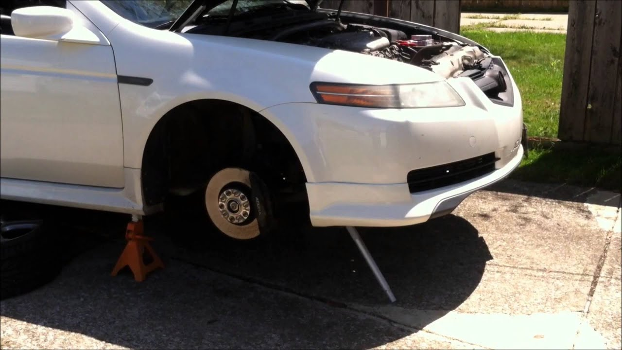 the acura bump tl crank pulley bolt removal youtube rh youtube com Owner Manual 2005 Acura TL S 2006 Acura TL White