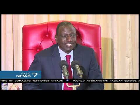 Ruto says JP has no problem with IEBC meeting with Kenya's opposition