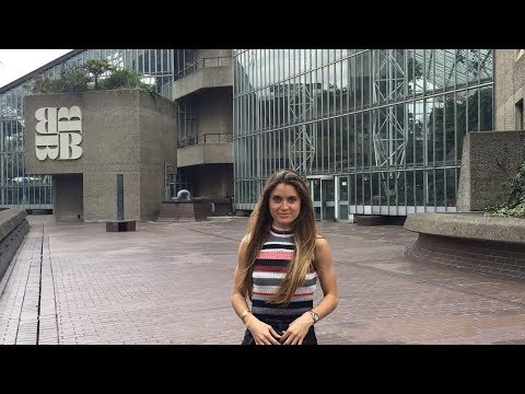 A Tour Of The Barbican Complex