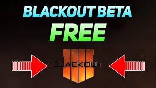 how to get a black ops 4 beta code free