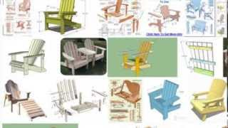 Best Adirondack Chair Plans & Project Ideas