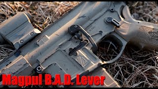 Magpul B.A.D. Lever 5 Year Review