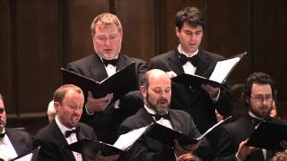 Haleluya (Psalm 150) by Srul Irving Glick, performed by the Elora Festival Singers
